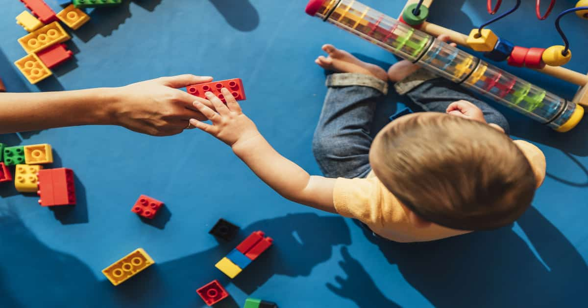 why too many toys could be hindering your toddler
