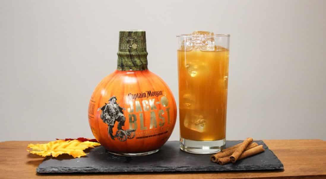 Captain Morgan Jack-O'Blast Pumpkin Spice Rum