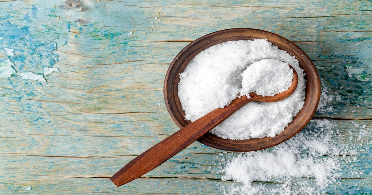 how much salt should you eat everyday
