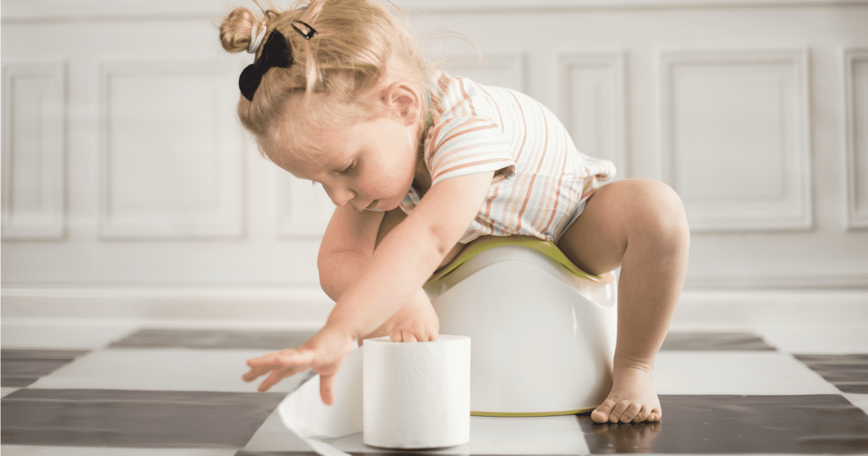 why potty training accidents are a good thing