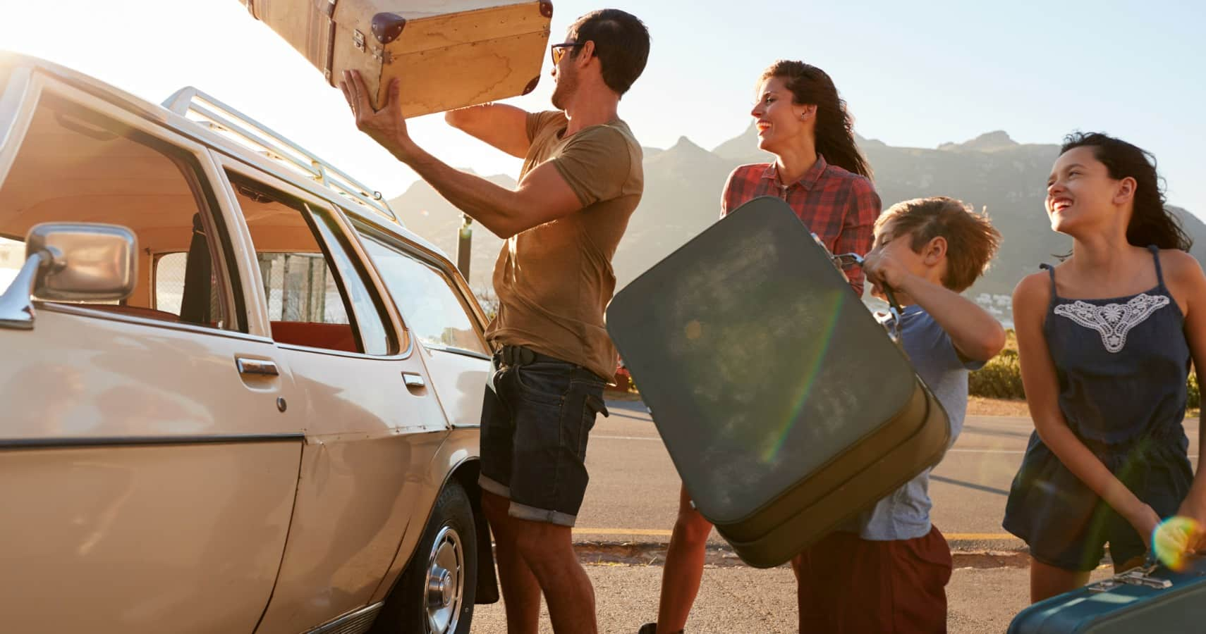 family road trip best us cities