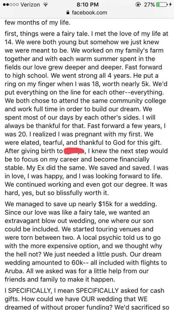 wedding shaming