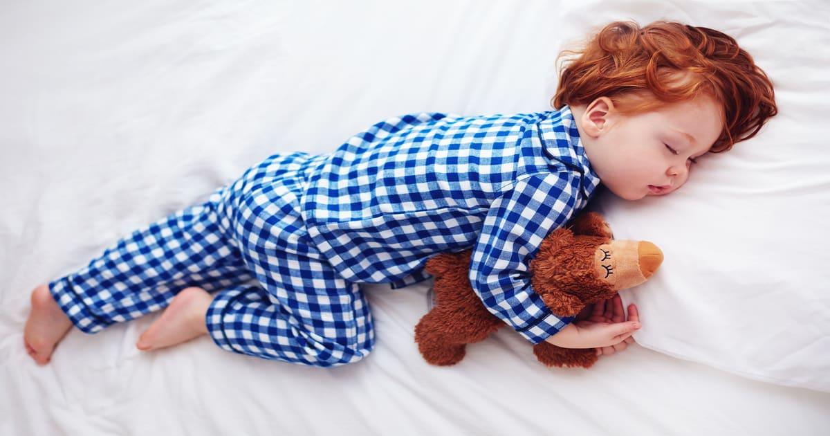 how much sleep do toddlers need