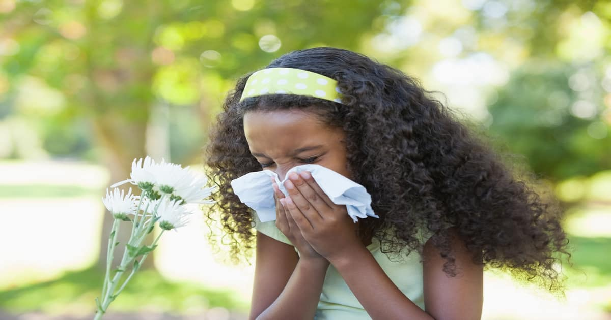 treating seasonal allergies in kids