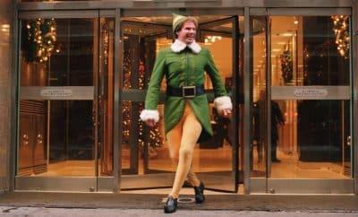 full-time christmas elf