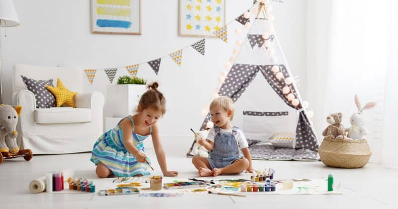 screen-free activities for toddlers