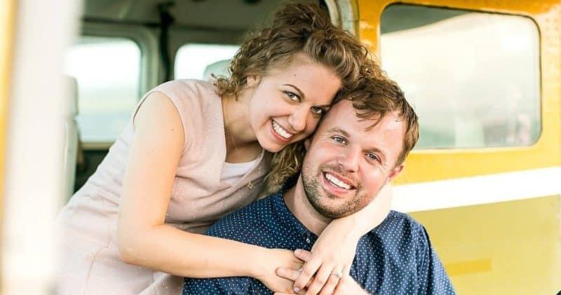 John-David and Abbie Duggar