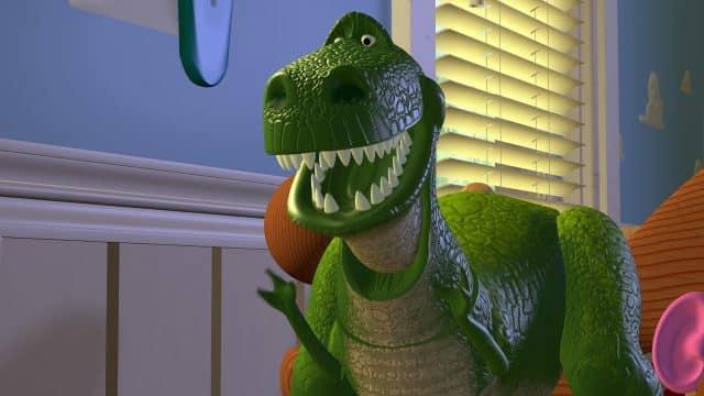 Rex Toy Story