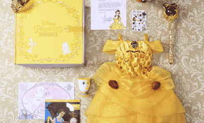 disney princess subscription boxes
