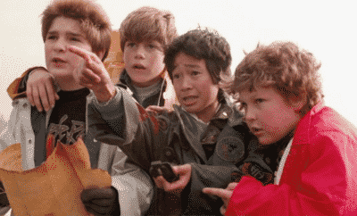 Warner Bros the goonies