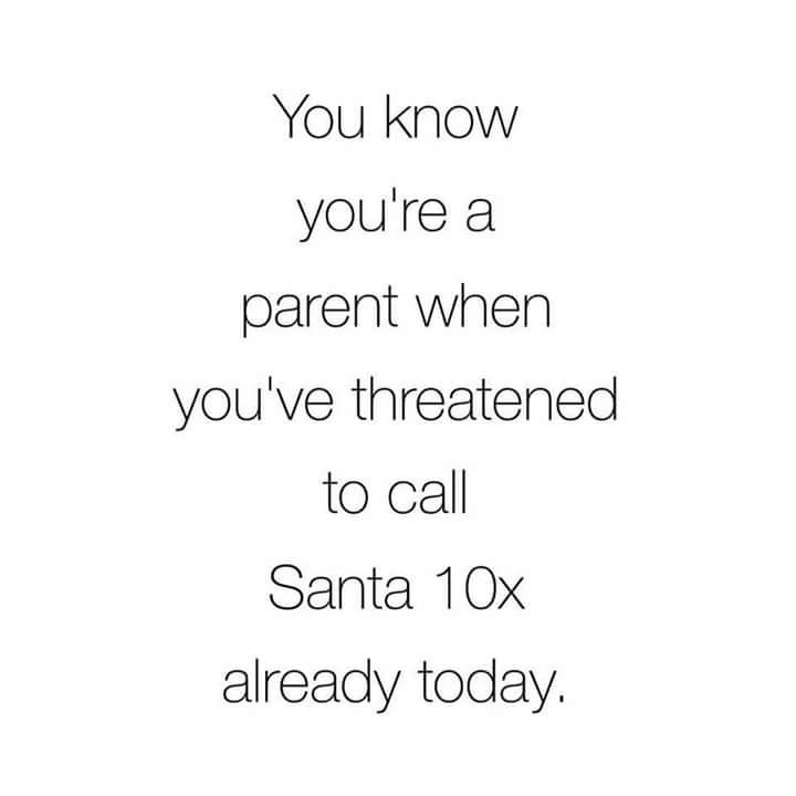 Santa, Kids