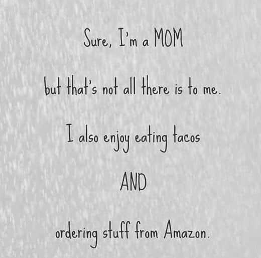 Tacos, Mom, Amazon