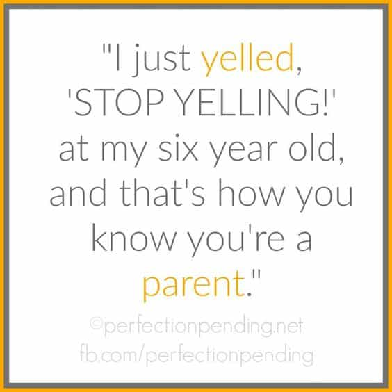 Yelling, Kids, Parenting