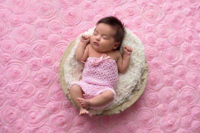 girl baby newborn