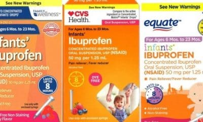 liquid infant ibuprofen