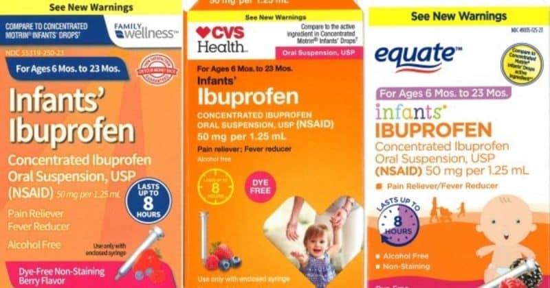 liquid infant ibuprofen