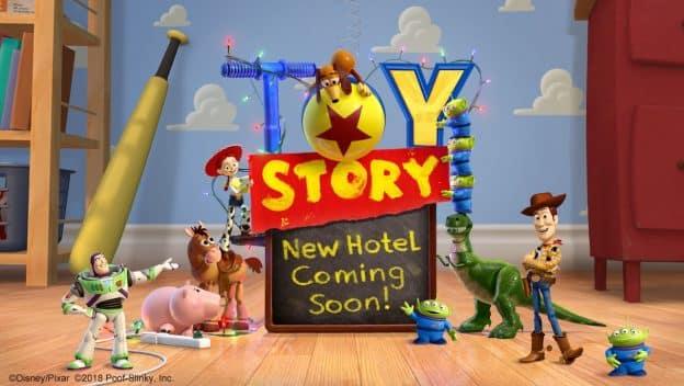 Toy Story Tokyo Disney