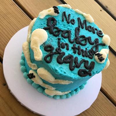 vasectomy cakes