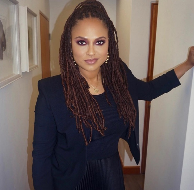 Most Popular Baby Names 2018 Ava DuVernay Posing At Home Instagram