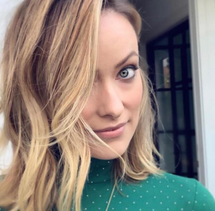 Most Popular Baby Names 2018 Olivia Wilde Beautiful Selfie Instagram