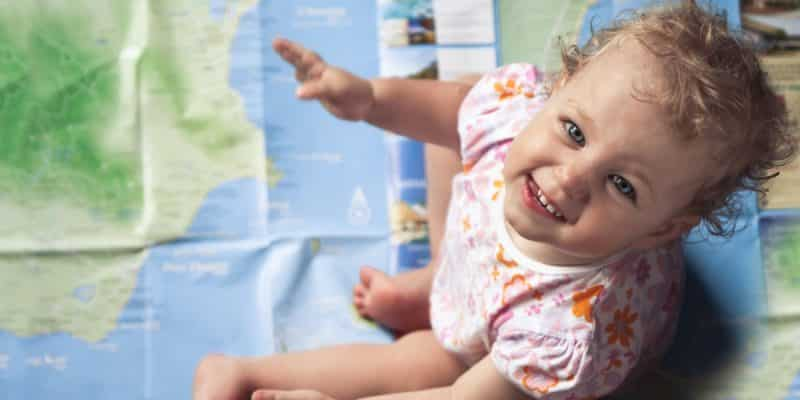 These Are The Most Popular Baby Names By State