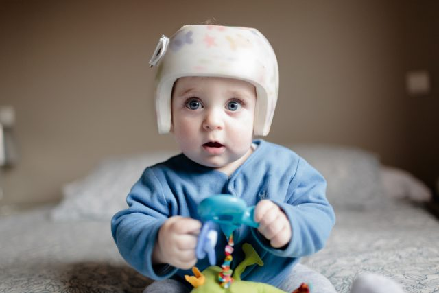 baby helmet