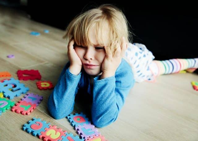 toddler pain