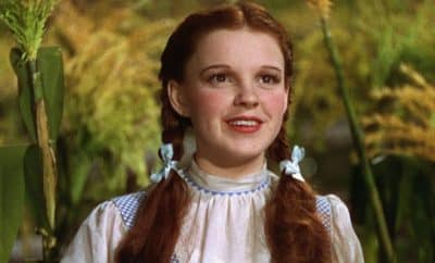 Wizard of Oz Dorothy Smiling