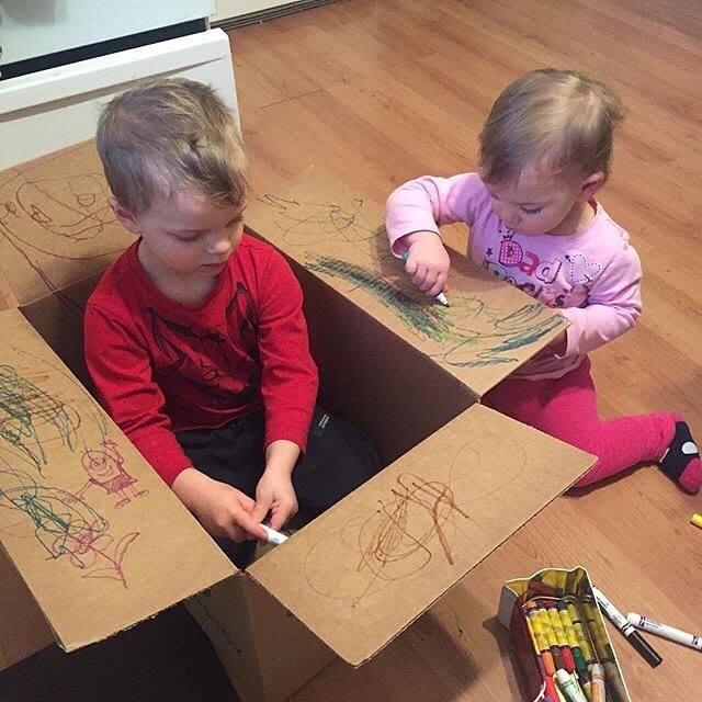 Parenting Hacks, Art, Coloring
