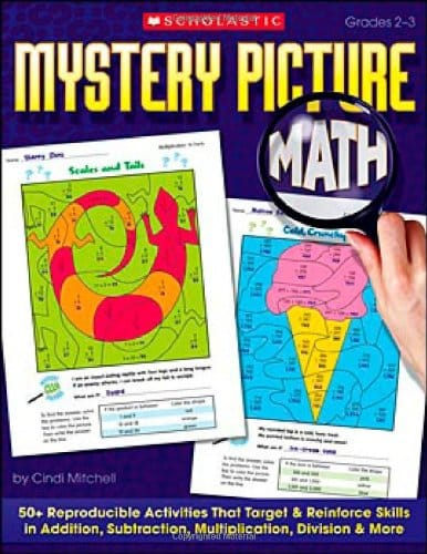 Coloring Books, Coloring, Math