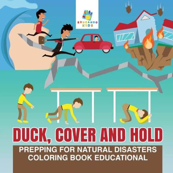 Coloring Books, Coloring, Disaster Preparedness