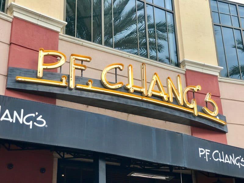 PF Chang's After Dark