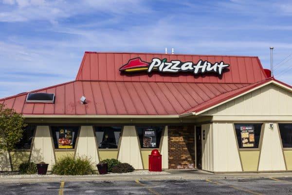 Christmas Restaurants Pizza