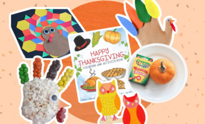 Kids Thanksgiving Activities