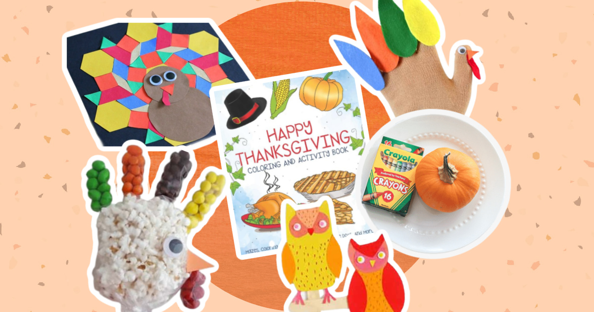 Kids Thanksgiving Activities
