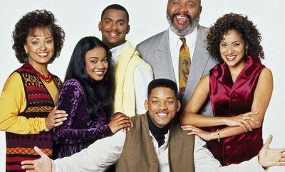Fresh Prince of Bel-Air Family