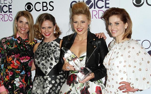 Full House Star Andrea Barber Struggles Postpartum Depression