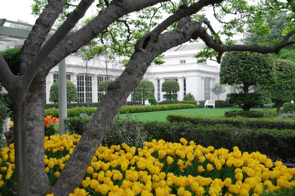 white house employee salaries