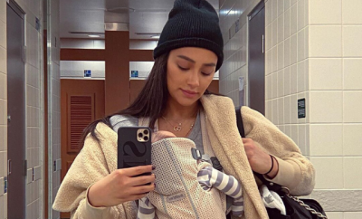 Shay Mitchell Mom-Shamed Breastfeeding Pic