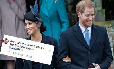 Internet Reacts To Prince Harry Meghan Markle Step Back