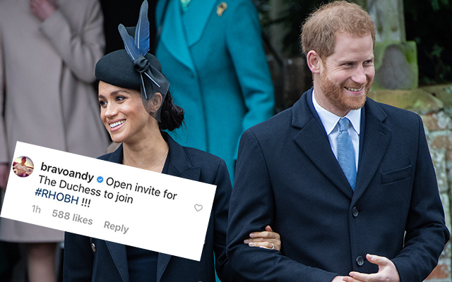 Internet Reacts To Prince Harry Meghan Markle Step Back