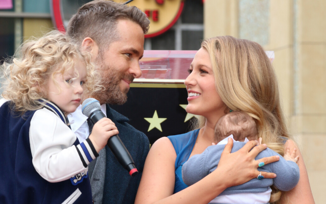 Ryan Reynolds Says He Won't Push 'Gender Normative Ideas' on Kids With Blake Lively