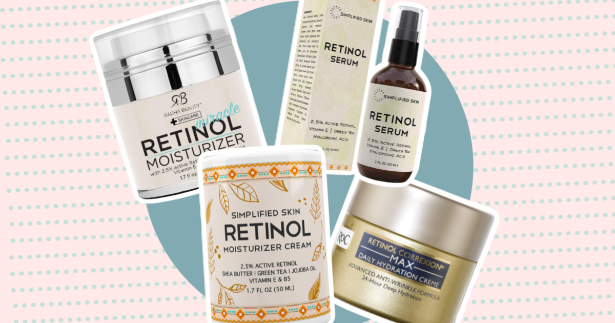 8 Best Retinol Products & Why It's Important In Your Skin Care Routine