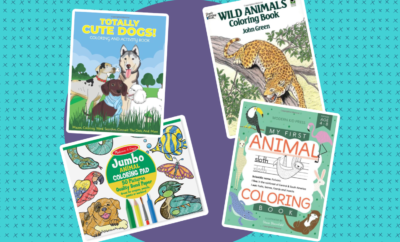 Animal Coloring Books