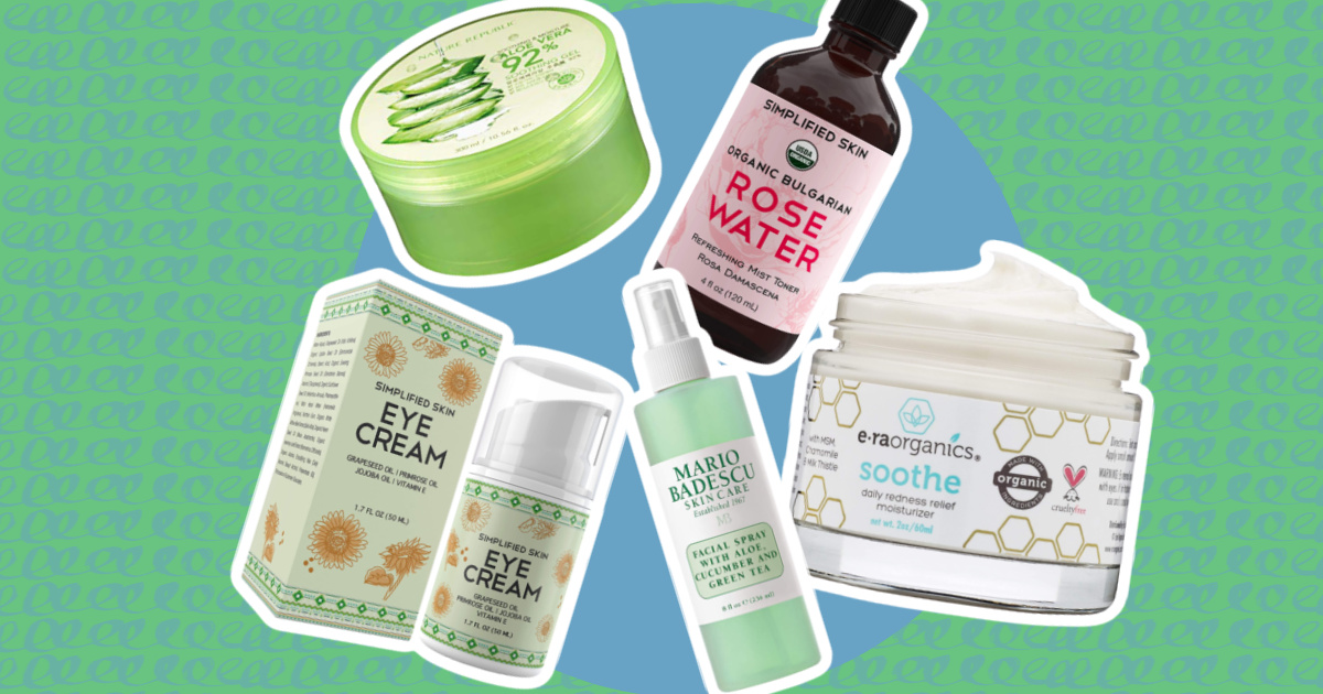 Soothing Skin Products