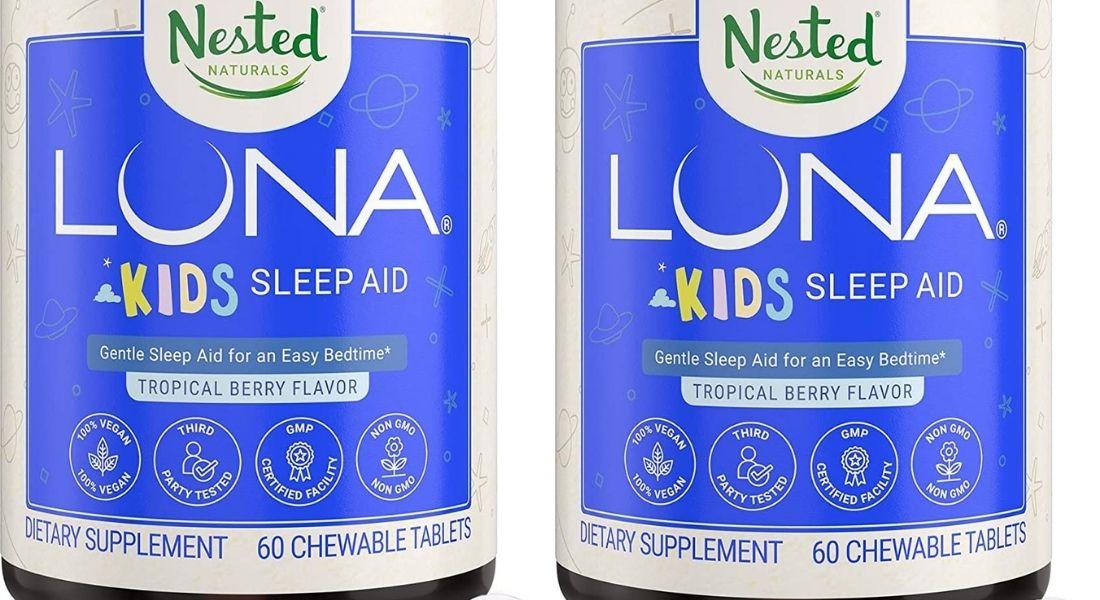 melatonin for kids product