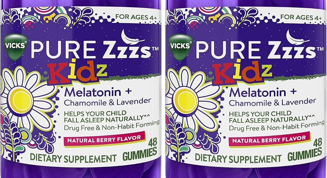 melatonin for toddlers products