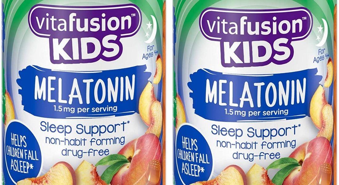 melatonin toddler products