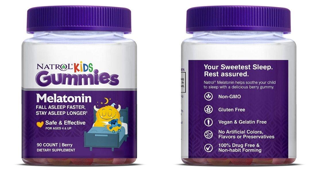 melatonin for toddlers
