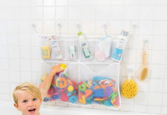 tub cubby bath organizer